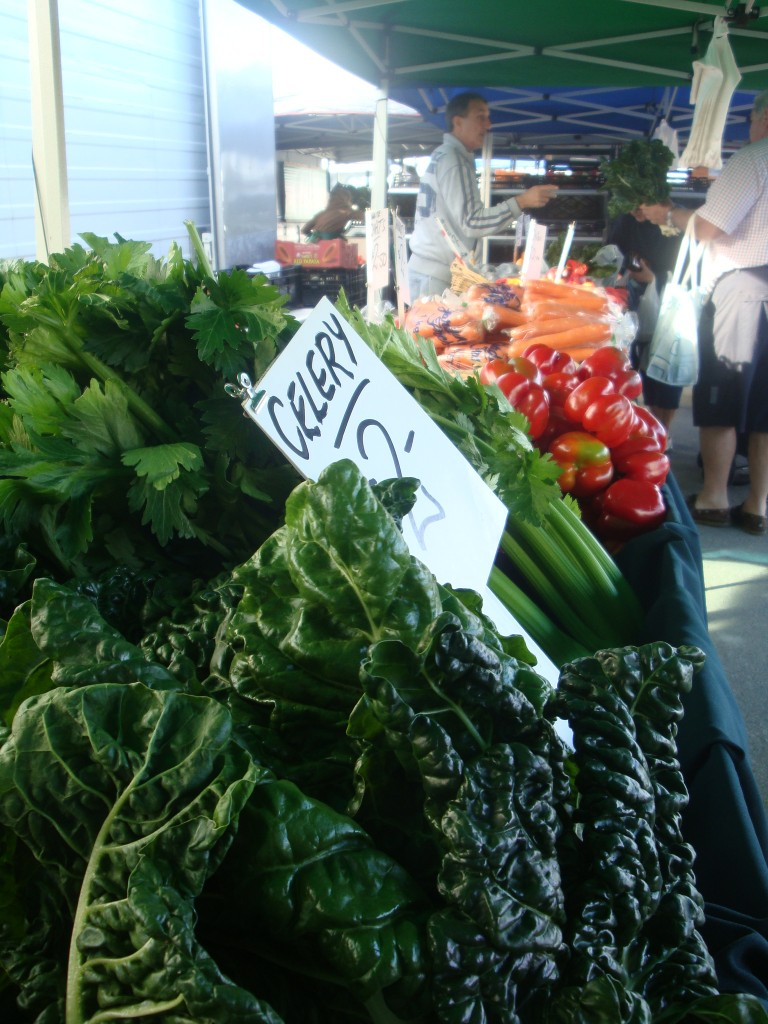 Alkalising Greens from our Local Farmers